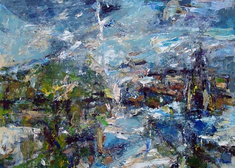 katerina-smolikova_malba_z-cyklu-ctyr-obrazu-na-tema-mesto-a-svetlo-2005
